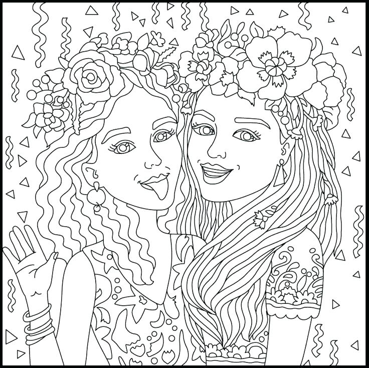 bff coloring pages to print to print fun for kids