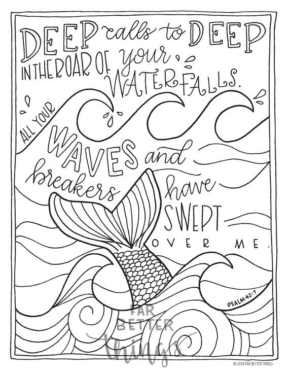Scripture Coloring Pages Idea - Whitesbelfast