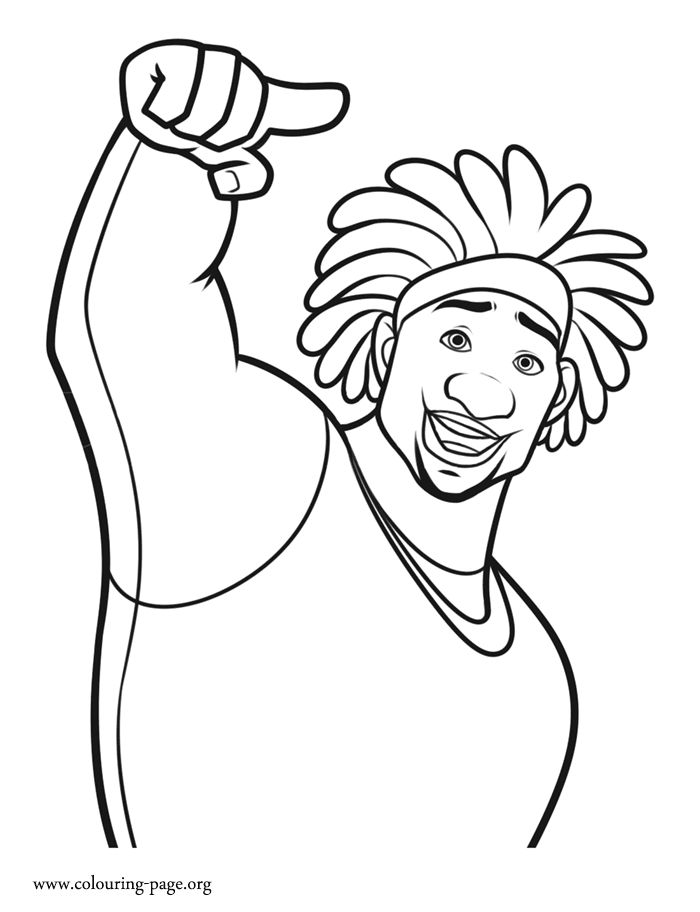 big hero 6 coloring pages at getdrawings free for