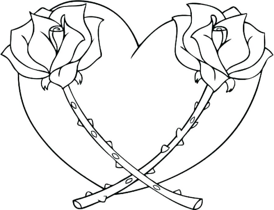 broken heart coloring pages javisebalierco