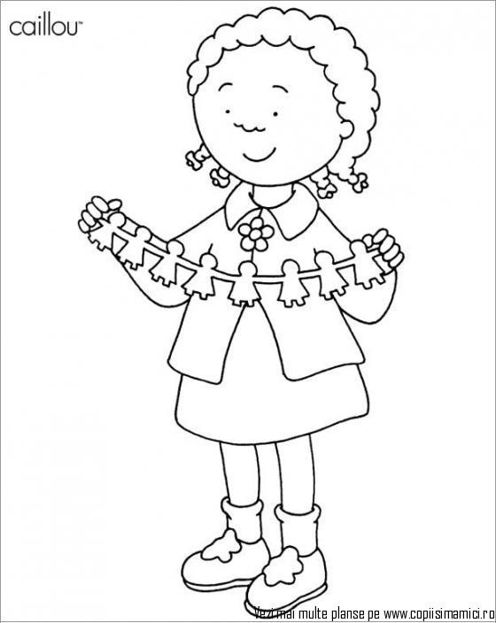 caillou 2466 kizi free coloring pages for children