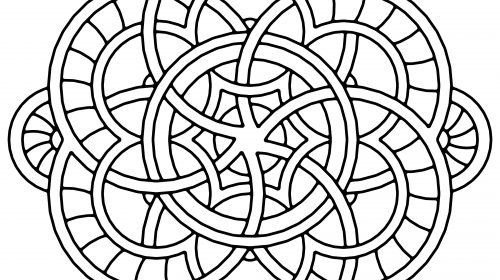 canny abstract coloring pages printable kenzis blog