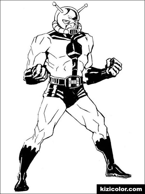 capitan america civil war ant man free printable coloring