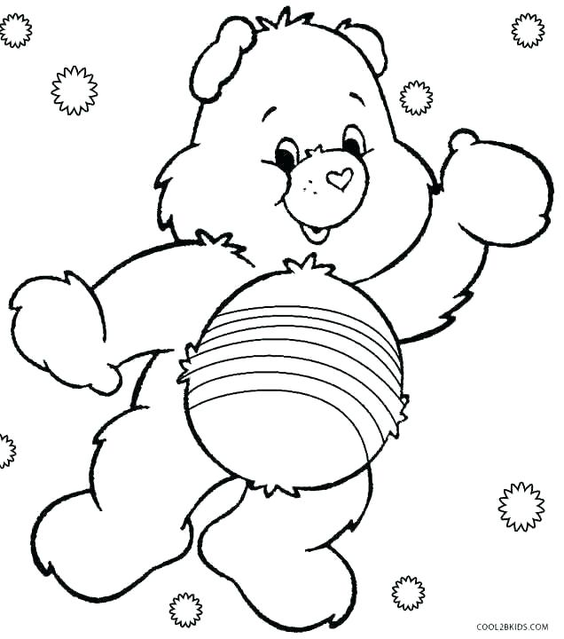 care bears coloring pages vintagerigs