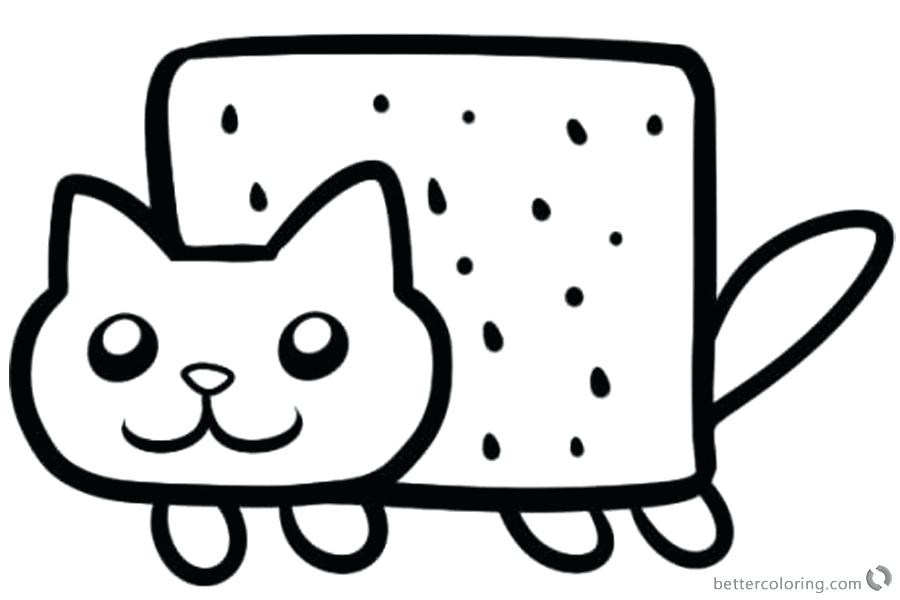 Coloring Pages Cats Ideas Whitesbelfast
