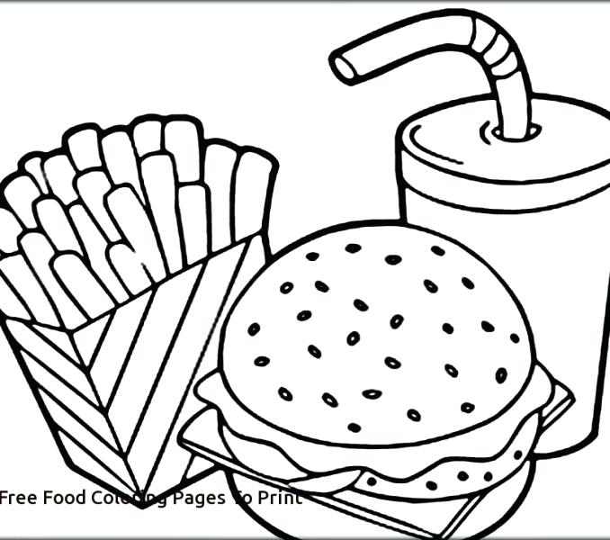 chinese food coloring pages at getdrawings free for