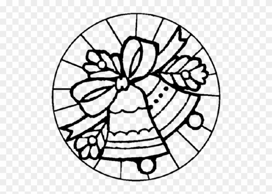 christmas stained glass coloring page christmas stained