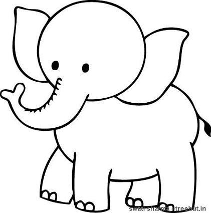 color clipart elephant picture 341047 color clipart elephant
