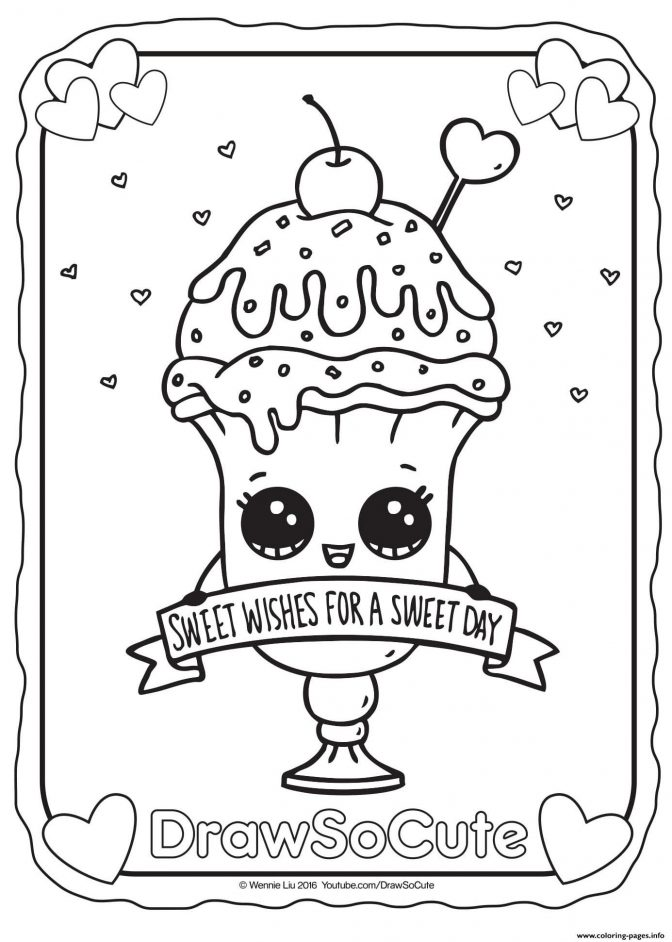 color pages draw so cute animal coloring pages for