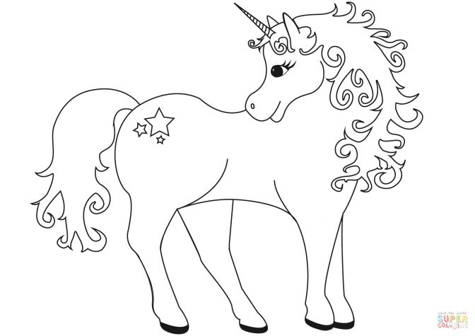 color pages unicorn coloring pages printable old fashioned