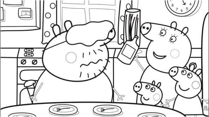 coloring book extraordinary peppa pig coloring pages photo