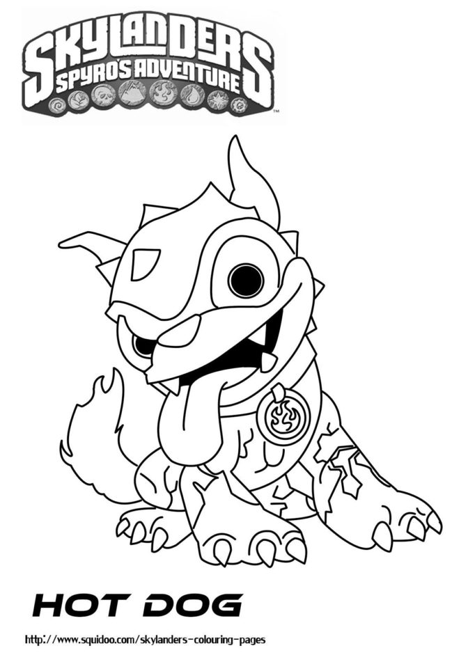 coloring book skylanders coloring books free online pages