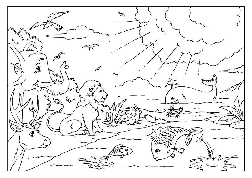 coloring page creation free printable coloring pages
