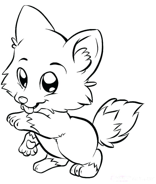 coloring page peter and the wolf vintagerigs