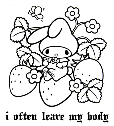 coloring page tumblr
