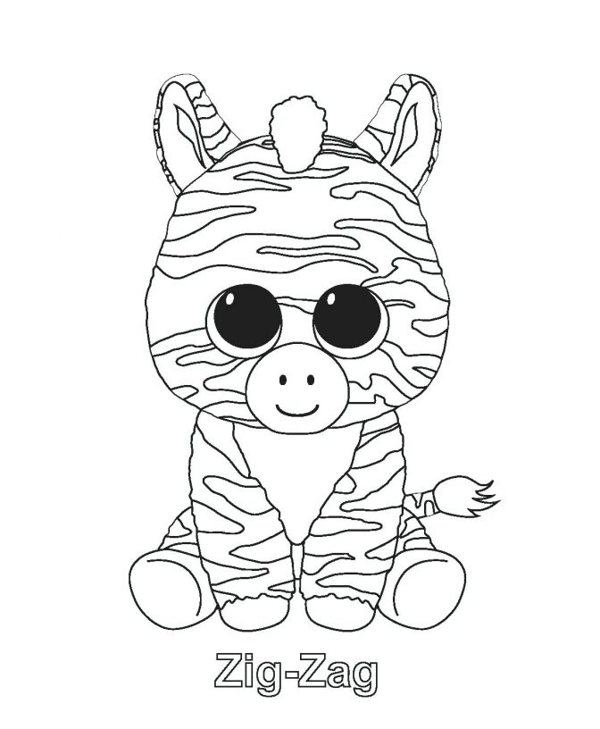 coloring pages 41 beanie boo coloring pages photo
