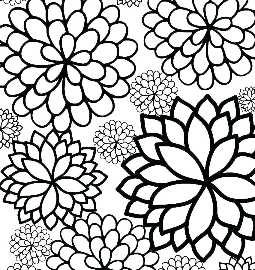 coloring pages design free abstract designs page inetixpro