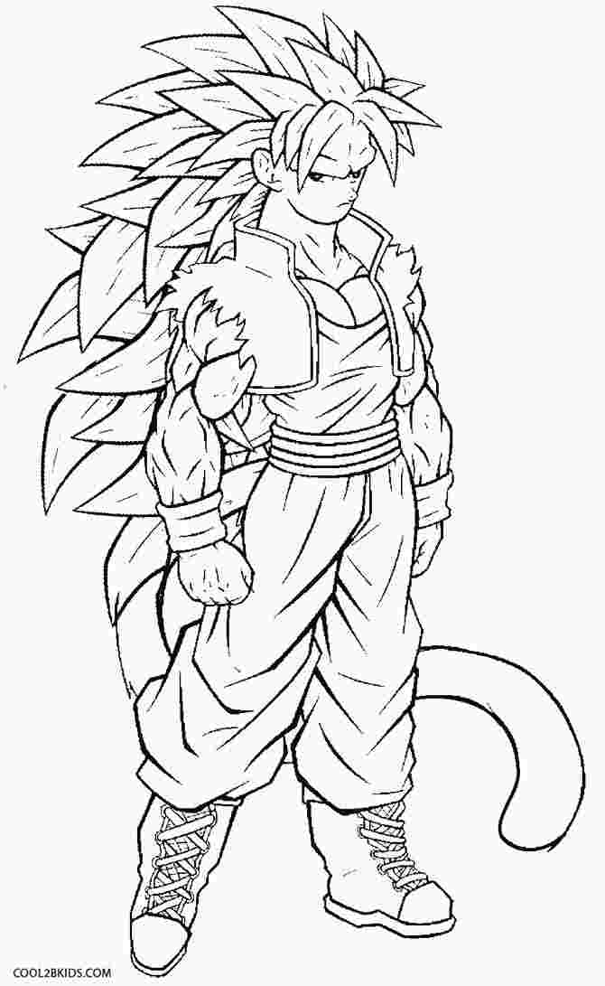 - Goku Coloring Pages Pictures - Whitesbelfast