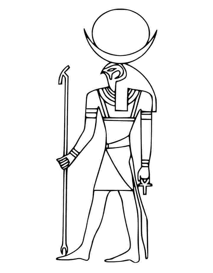 coloring pages egyptian gods 38 best egyptian art lessons