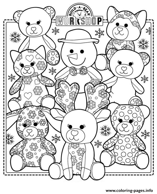 coloring pages for adults bear pusat hobi