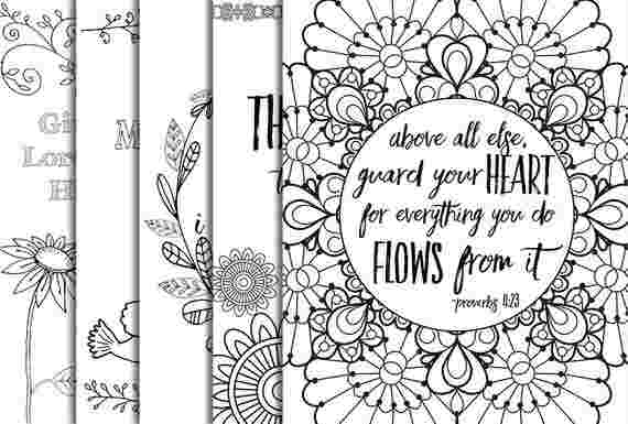 coloring pages for bible verses pin on inspiration coloring