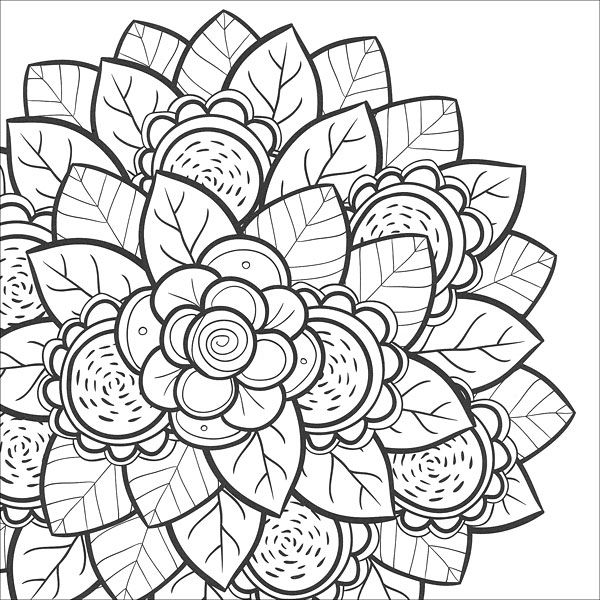coloring pages for teens mandala coloring pages coloring