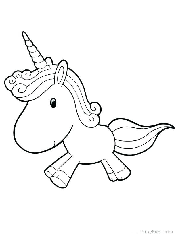 coloring pages free printable unicorn pusat hobi