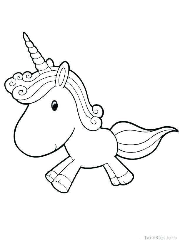coloring pages free printable unicorn pusat hobi
