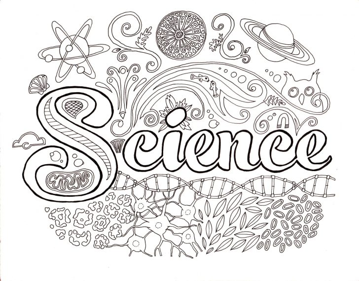 coloring pages ideas 98 amazing science coloring pages