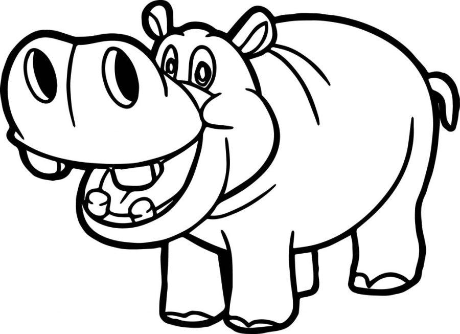 coloring pages ideas coloring pages ideas hippo photo