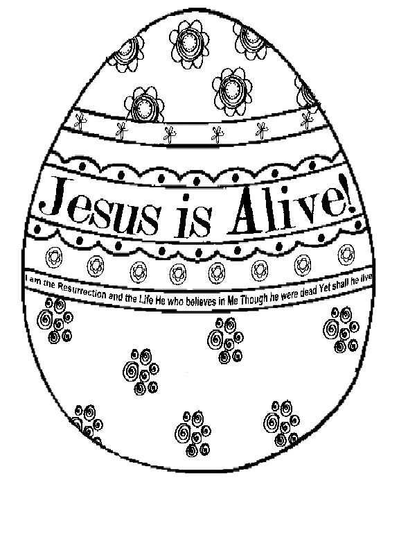 coloring pages jesus is alive coloring pages for kids