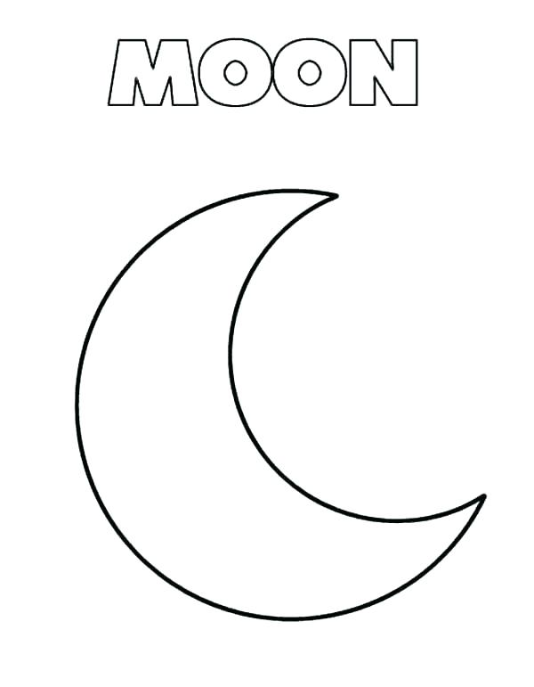 coloring pages moon phases dopravnisystem