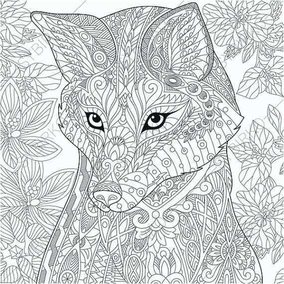 coloring pages of a wolf likeupco