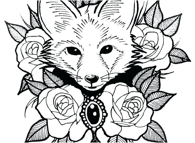 coloring pages of animal