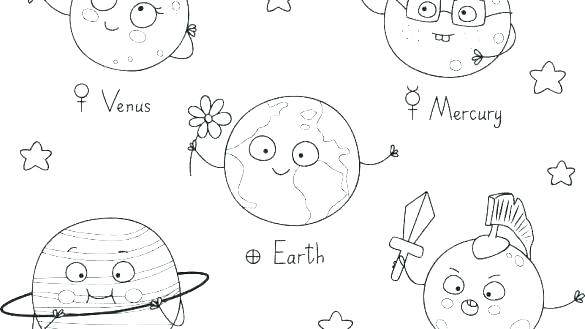 coloring pages of planets solar system planet zamerpro