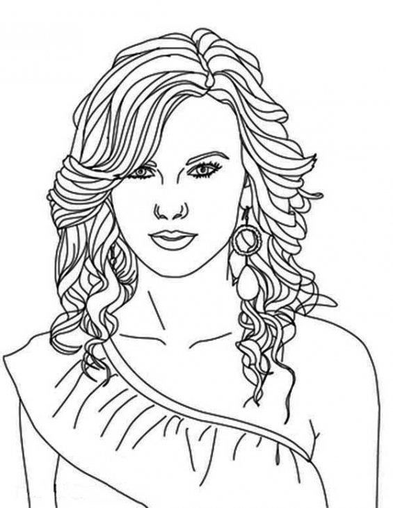 coloring pages portraits at getdrawings free for