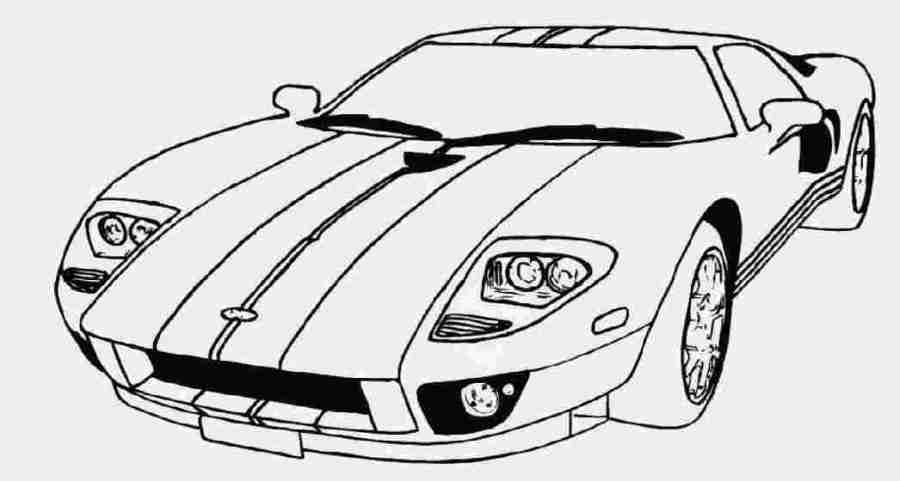 coloring pages race car sport car race coloring page race