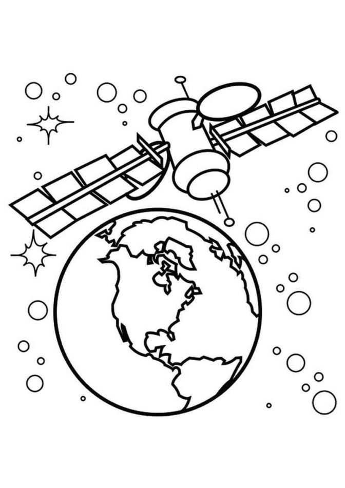 coloring pages space coloring pages free outer space