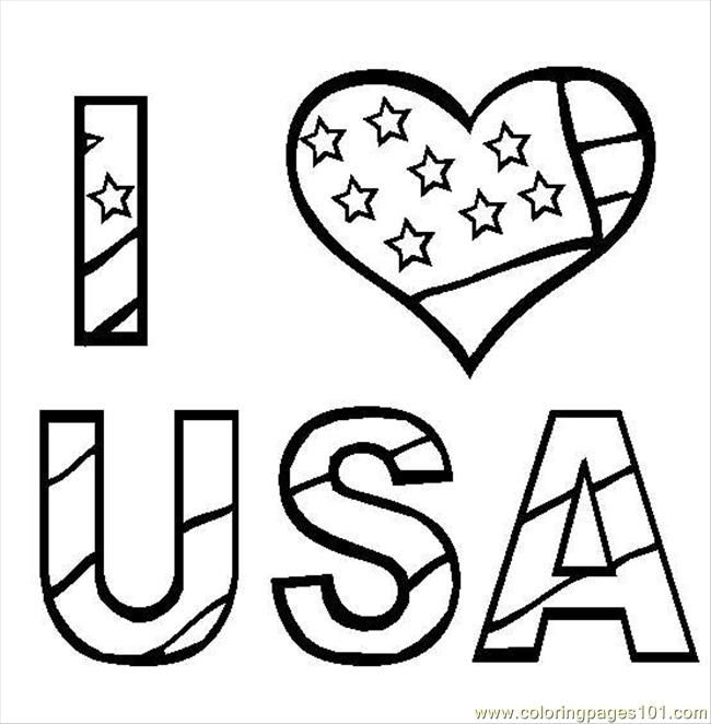 coloring pages usa 4thofjuly the 4th of july coloring pages