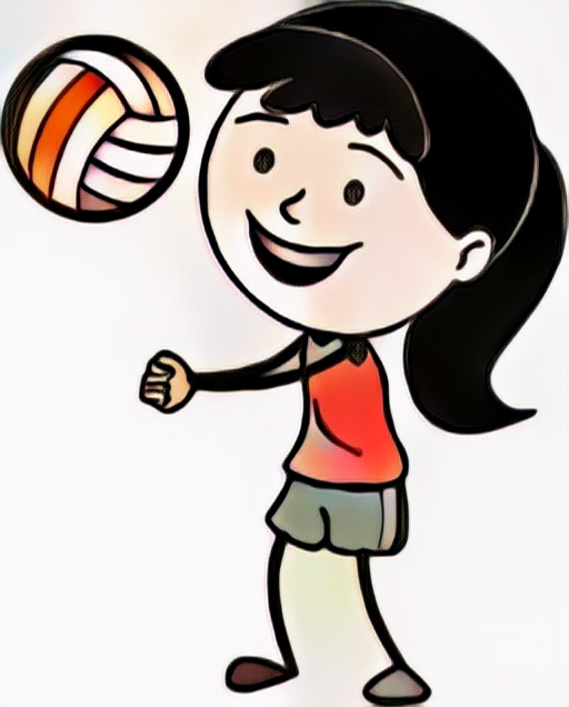 coloring pages volleyball fabulous volleyball coloringges