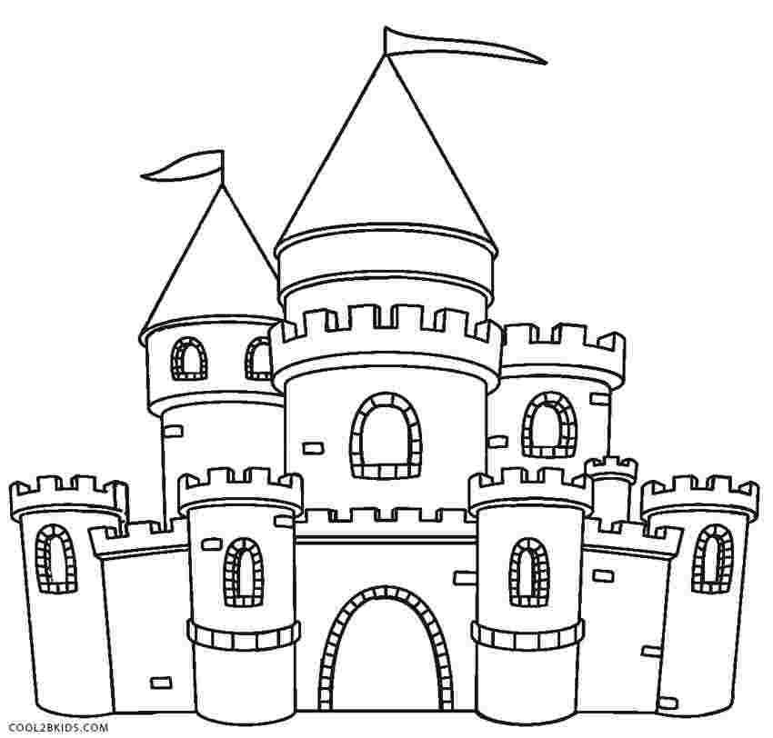 colouring pages castles princesses princess peach castle