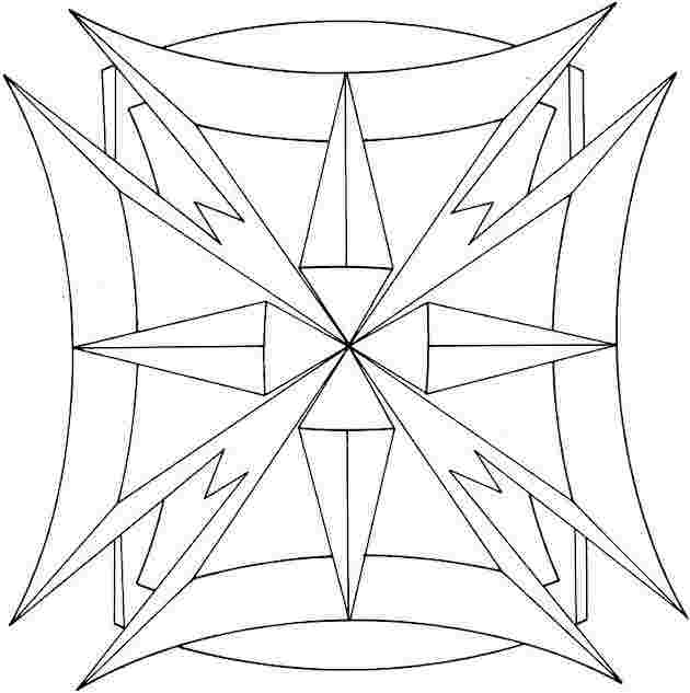 colouring pages for adults geometric pin tiele hickman on