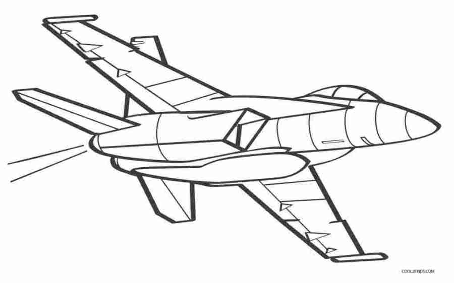 colouring pages jet planes huangfei