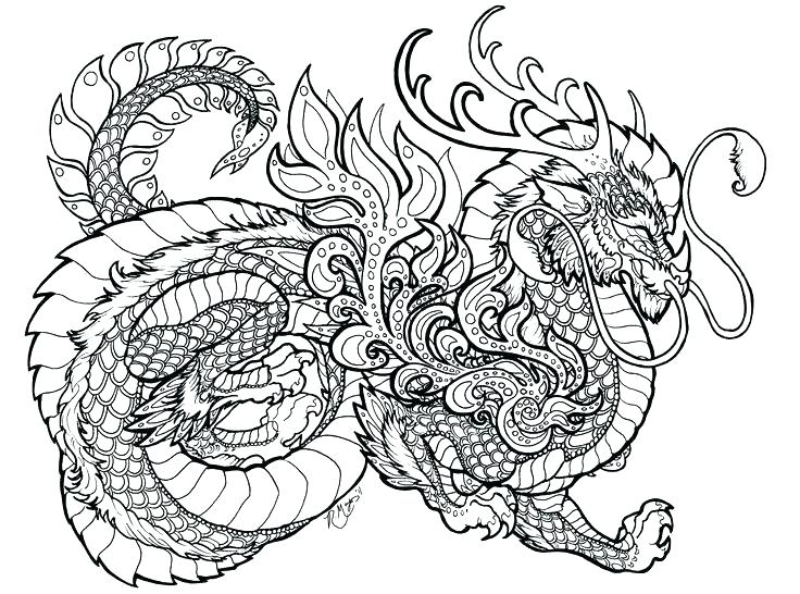 complicated coloring pages for adults at getdrawings