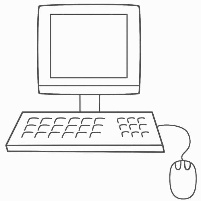 computer coloring pages printable coloring pages computer