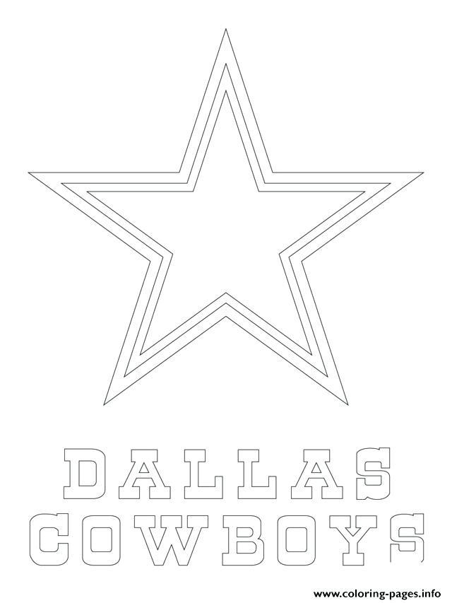 cowboys football coloring pages at getdrawings free