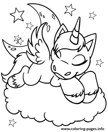 crayola unicorn stars kids coloring pages printable
