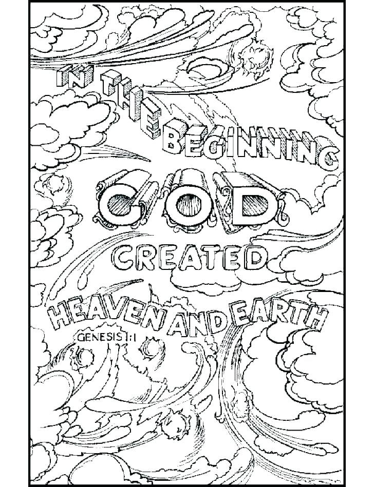 creation coloring pages best coloring pages for kids