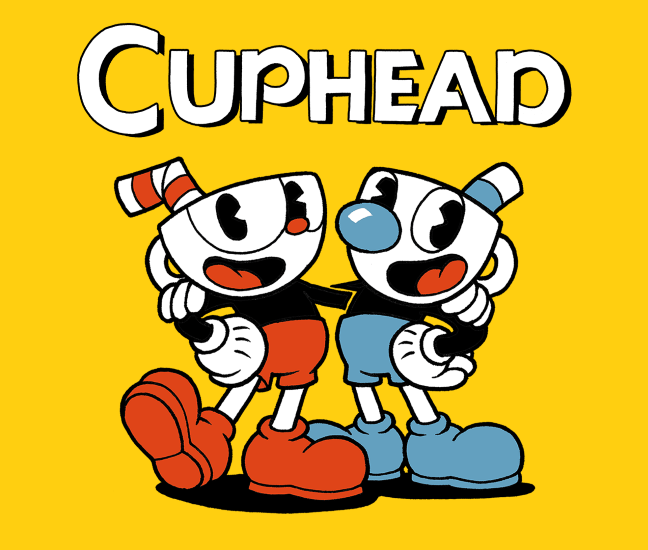 cuphead coloring pages print and color