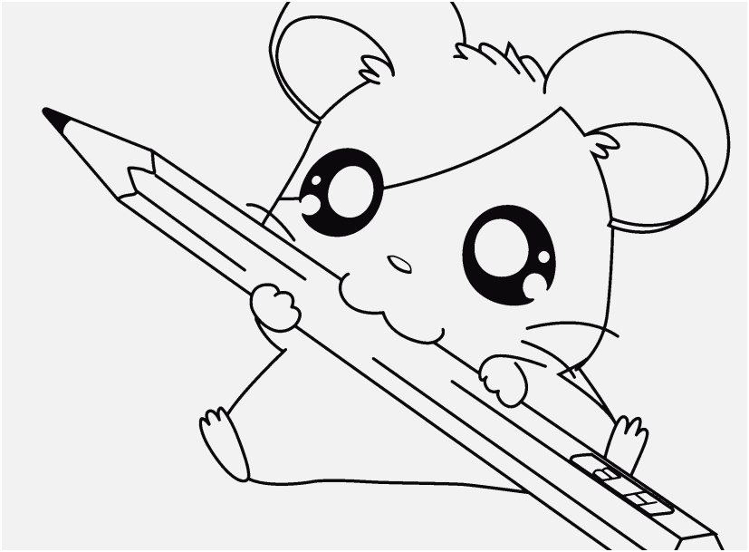 cute ba animal coloring pages concept draw cute ba